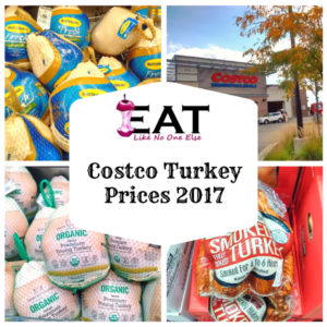 Costco Turkey Prices 2017