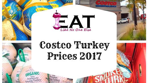 Costco turkey near me prices 2017