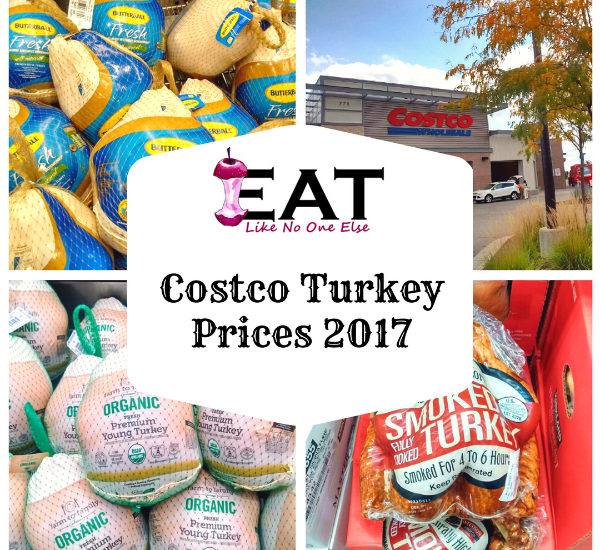 Costco turkey near me prices 2017