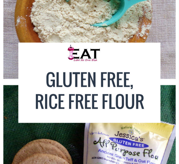Shop For Gluten Free Flour without Rice Flour – Eat Like