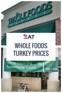 Whole Foods Market Turkey Prices 2017