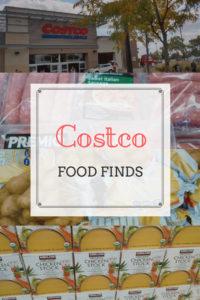 Costco Food Finds January 2018