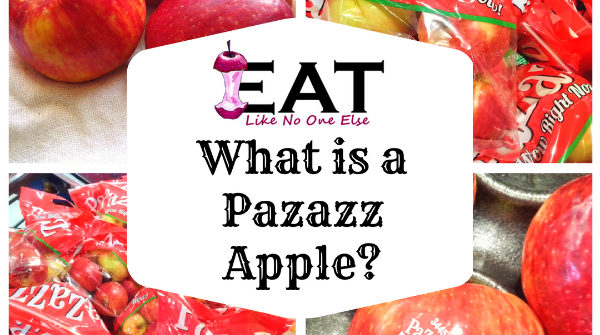 What is a Pazazz Apple