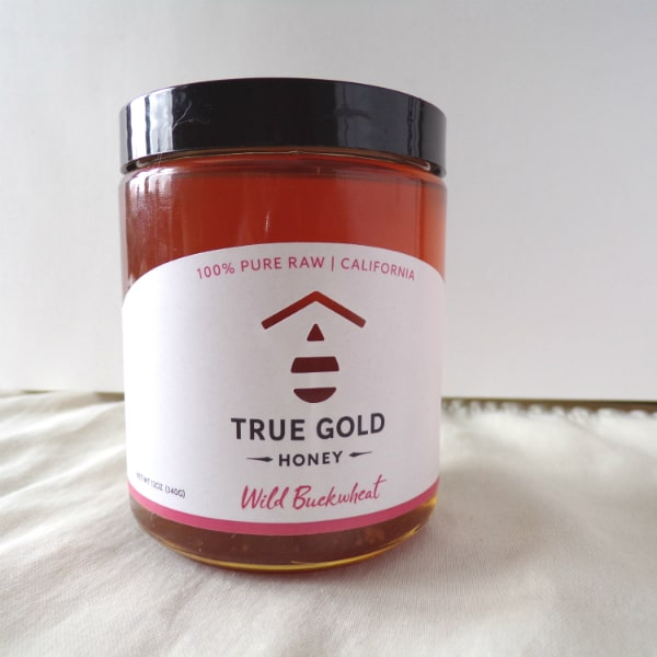 True Gold Wild Buckwheat Honey