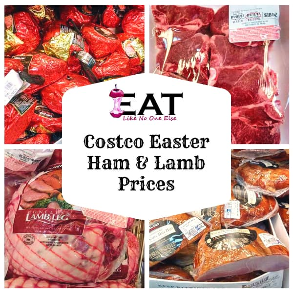 Costco Easter Ham & Lamb Prices 2018 - Eat Like No One Else