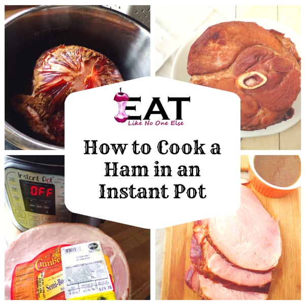 Can You Cook Ham In An Instant Pot