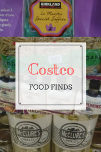 Costco Food Finds for April 2018