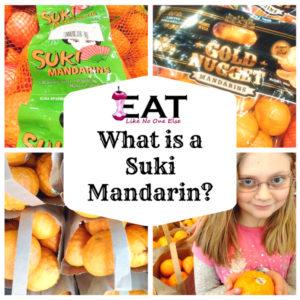 What is a Suki Mandarin?