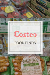 Costco Food Finds May 2018