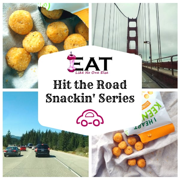 Hit the Road Snackin' Best Healthy Cheese Puffs