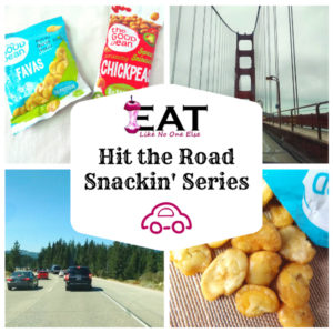 Healthy Crunchy Travel Snacks