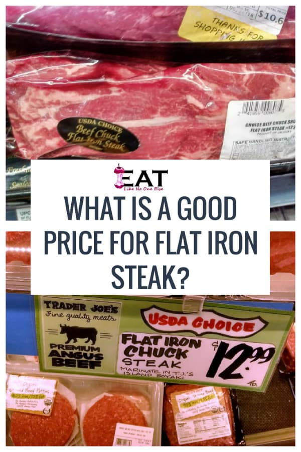 What Is A Good Price For Flat Iron Steak Eat Like No One Else