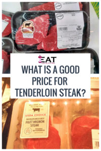 What Is a Good Price for Tenderloin Steak