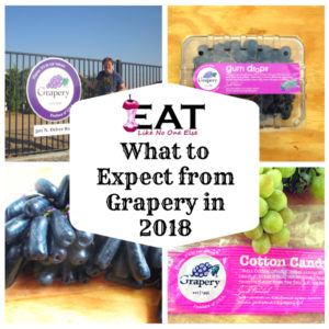 What to Expect from Grapery 2018