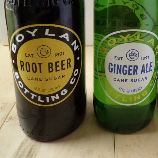 No root beer allowed