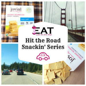 Healthier Crackers for the Road