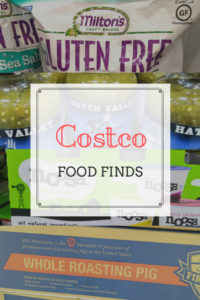 Costco Food Finds for August 2018
