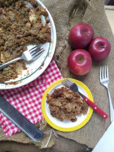 Apple Quinoa Cobbler Recipe