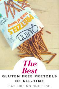 Case for Mondays – Best Gluten Free Pretzels of All Time