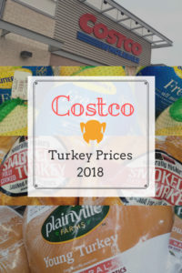 Costco Turkey Prices Near Me 2018