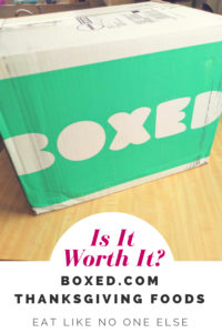 Is It Worth It Boxed