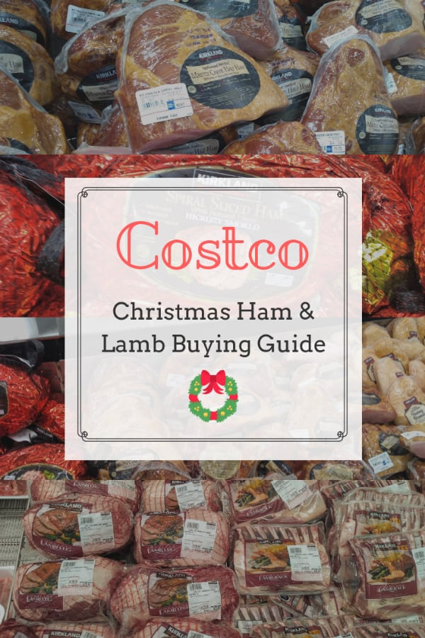 Costco Christmas Ham & Lamb Prices 2018 - Eat Like No One Else