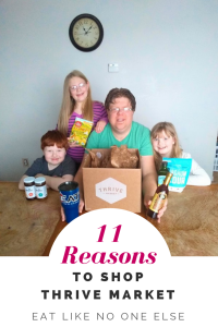 11 Reasons to Shop Thrive Market