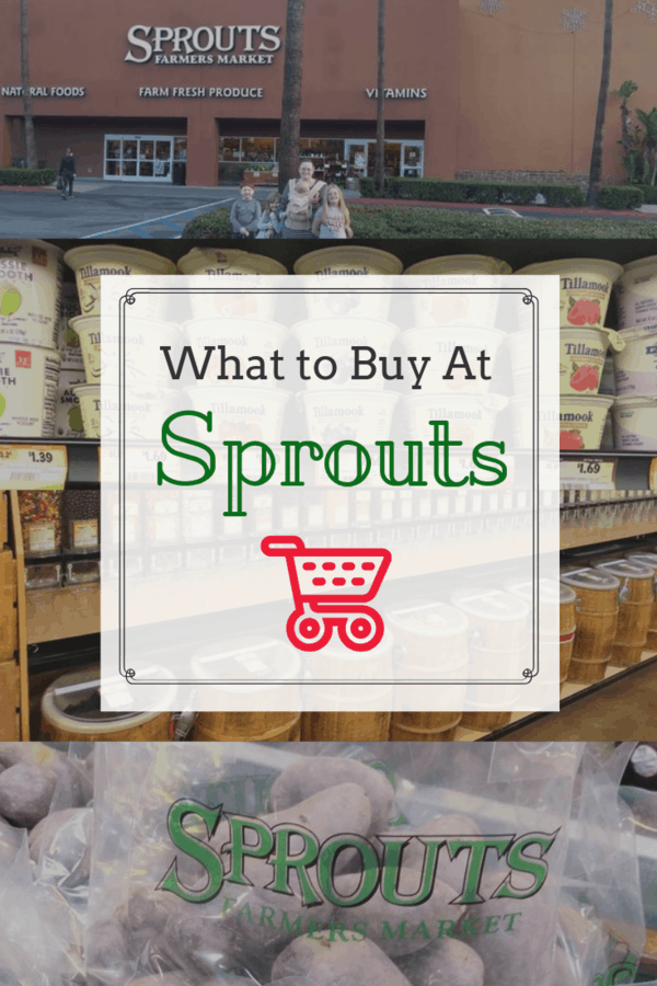 What to Buy at Sprouts Farmers Market