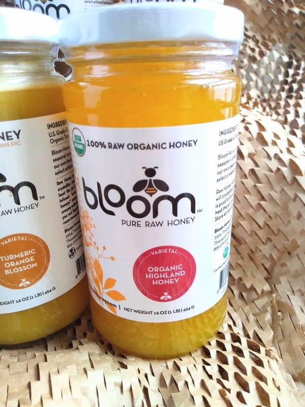 Organic Highland Wildflower Honey