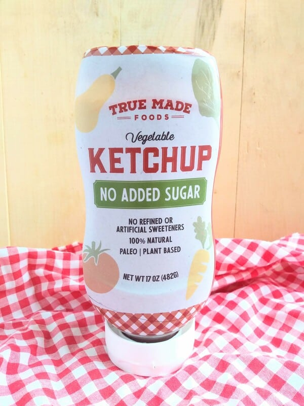 No Added sugar Vegetable Ketchup