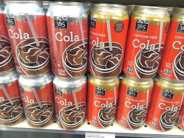 365 Caffeine Free Cola