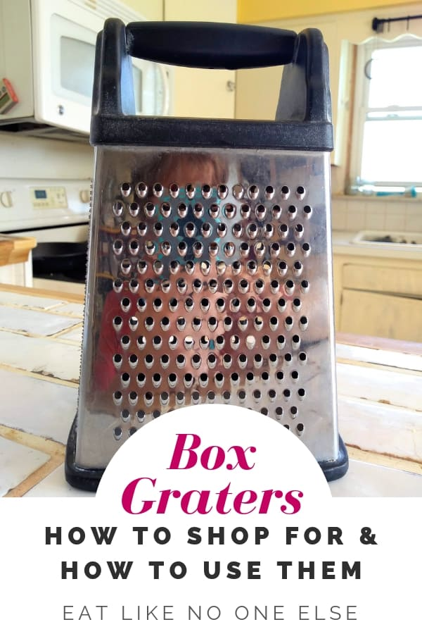 Box Graters How to Shop For & How to use Them