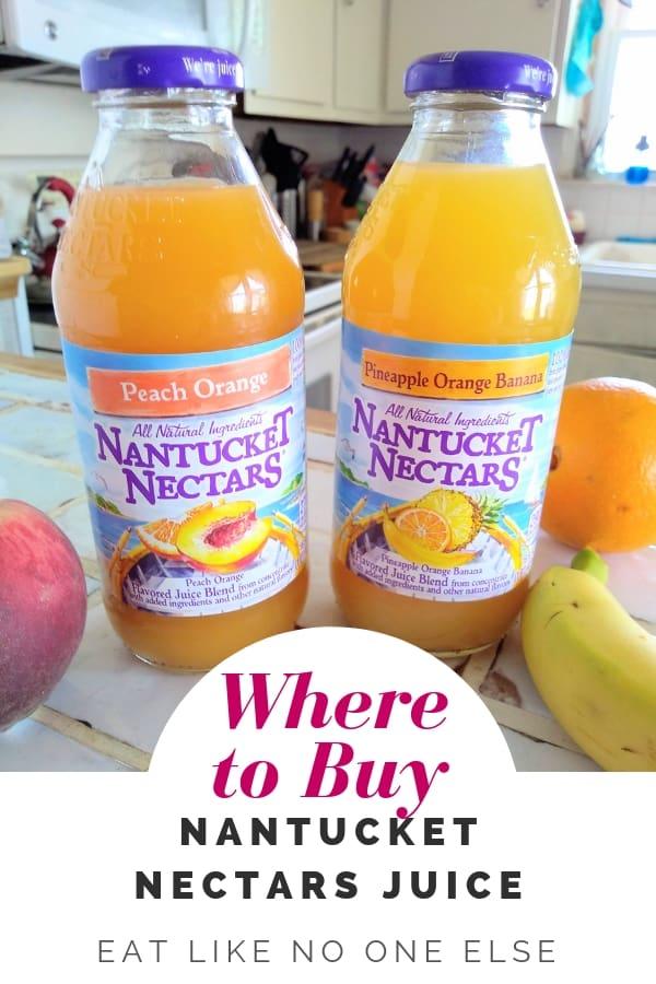 Where to Buy Nantucket Nectars