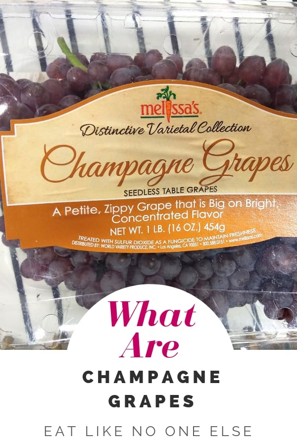 What are Champagne Grapes