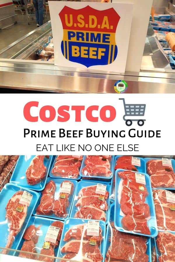 What Prime Steaks (Beef) Can You Buy at Costco?