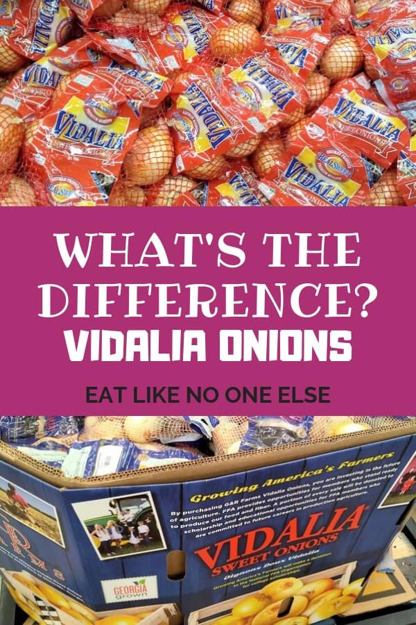 What is the Difference Between Vidalia Onions and Yellow Onions & Sweet Onions