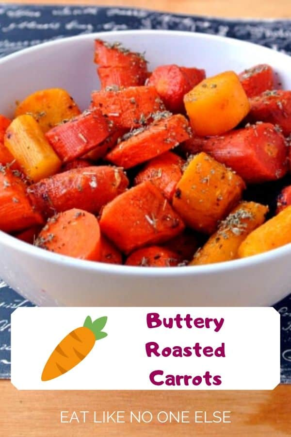 Trisha Yearwood's Buttery Roasted Carrots