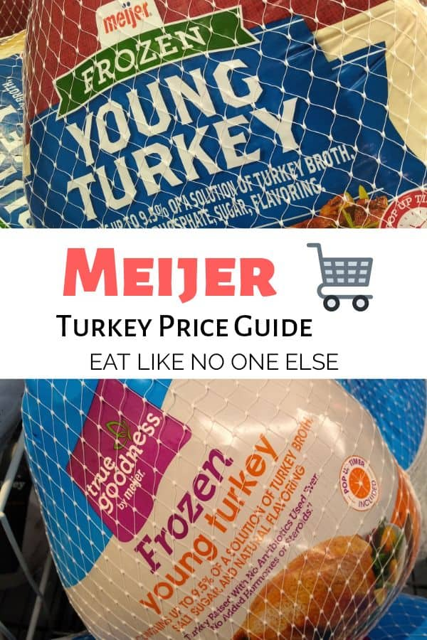 Meijer Turkey Prices 2019