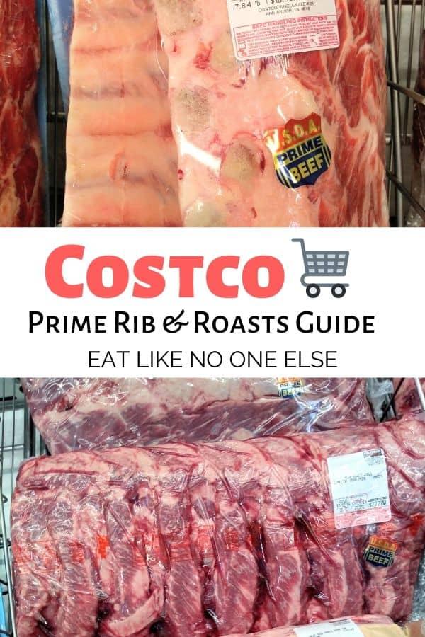 Costco Prime Rib Standing Rib Roast Cost Eat Like No One Else