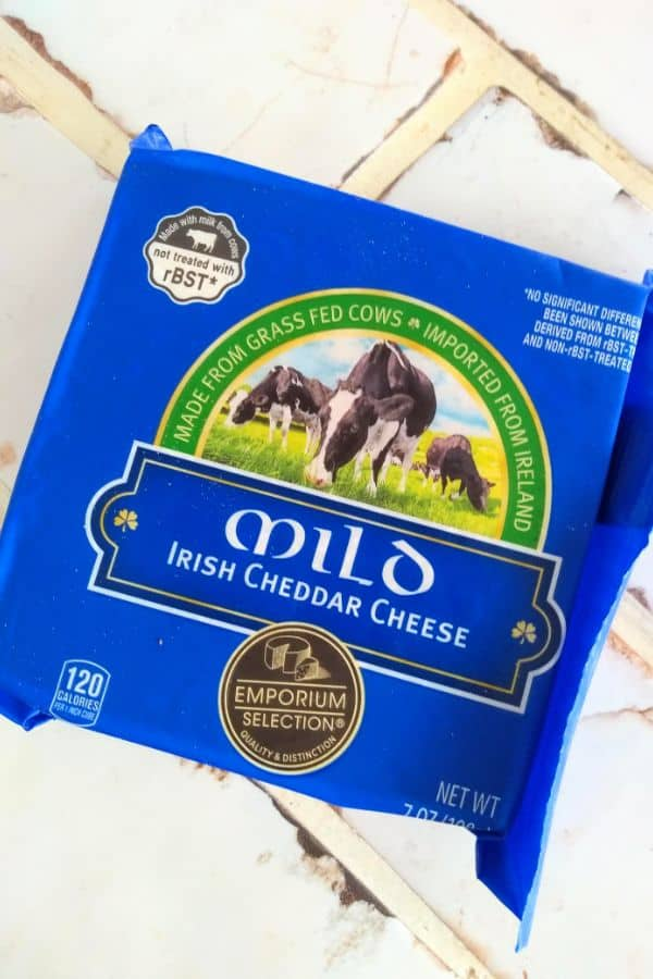 Emporium Selection Mild Irish Cheddar Cheese