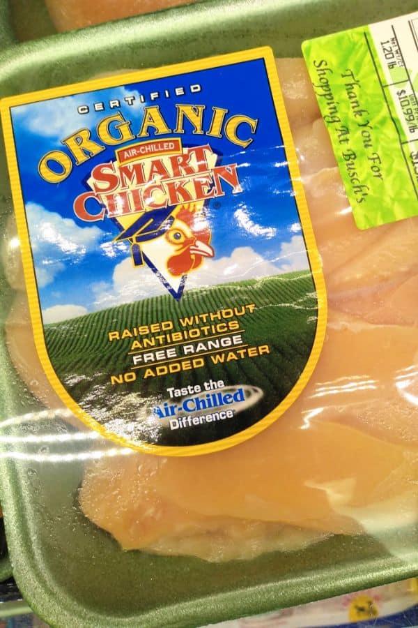 Organic Air Chilled Smart Chicken