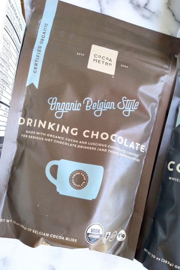 Cocoa Metro Drinking Chocolate