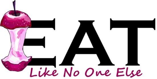 Eat Like No One Else logo